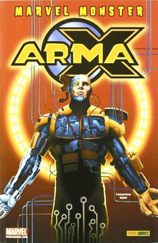9788496652866: Marvel Monster, Arma-X