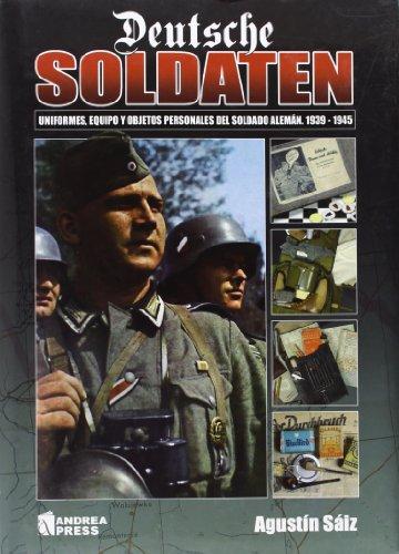9788496658110: Solbuch: un completo estudio sobrela vida diaria del soldado Alemán,1939-1945