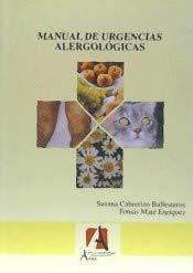 9788496658714: Manual de urgencias alergol�gicas