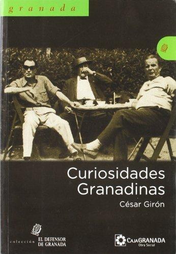 Curiosidades granadinas.: Girón López, César.