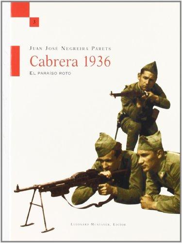 9788496664395: Cabrera 1936