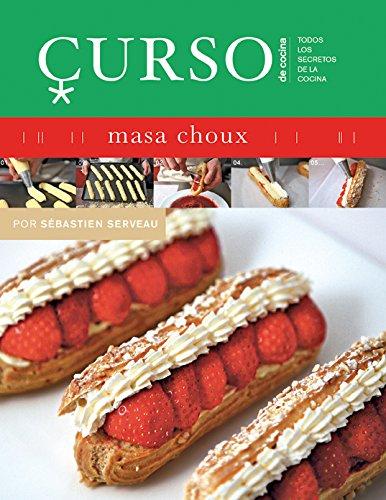 9788496669475: curso de cocina masa choux