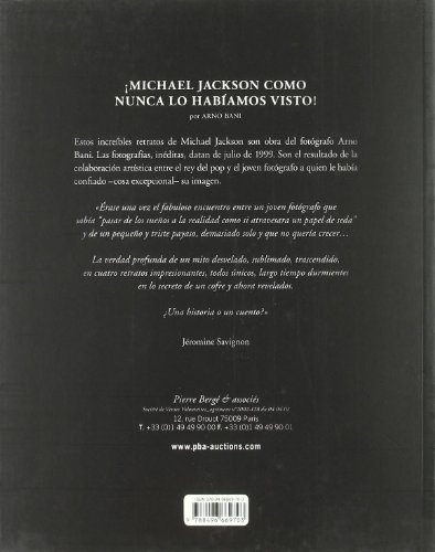 9788496669703: MICHAEL JACKSON (RUSTICA)