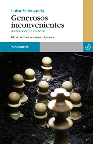 9788496675193: GENEROSOS INCONVENIENTES: ANTOLOGIA DE CUENTOS