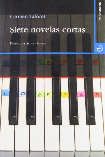9788496675476: Siete Novelas Cortas (Cuadrante 9)