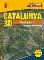 9788496688032: Catalunya: Mapa poster