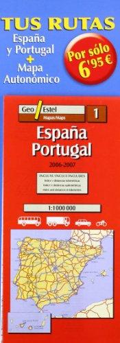 9788496688599: GALICIA ESPAÑA PACK (Mapas de carreteras. Comunidades autónomas y regio)