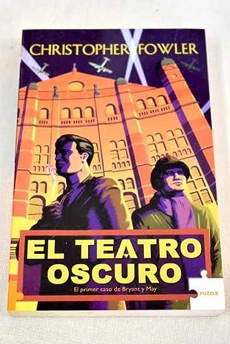 9788496689428: El Teatro Oscuro
