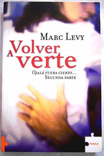 9788496689602: Volver a verte (Puzzle (bolsillo))