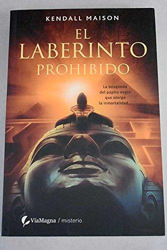 9788496692312: Laberinto prohibido, el (Misterio (viamagna))