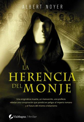 9788496692435: Herencia del monje, la (Bolsillo (viamagna))