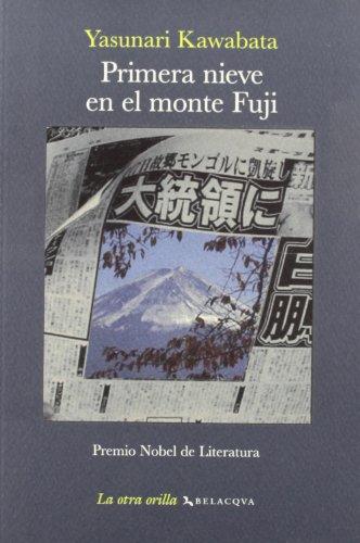 9788496694101: Primera Nieve En El Monte Fuji
