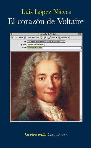 9788496694255: El corazón de Voltaire