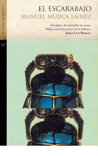 9788496694736: El escarabajo (Histórica)