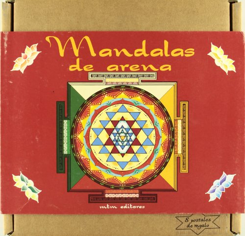 9788496697010: Mandalas De Arena -Pack-