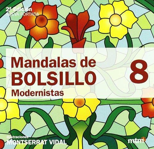 9788496697584: Mandalas de bolsillo 8: Modernismo (Mandalas (mtm))