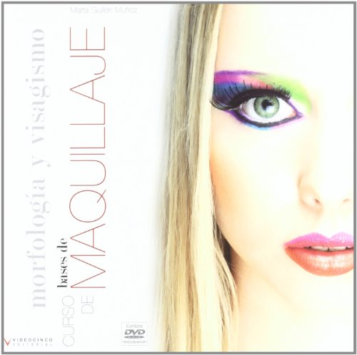 Curso de bases de maquillaje / Makeup Foundation Course: Morfologia y visagismo / ...