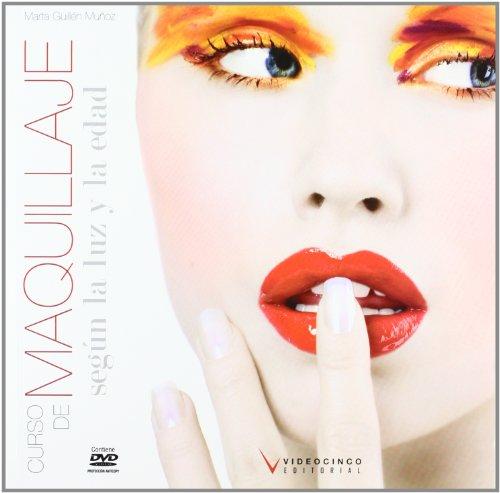 Curso de maquillaje segun la luz y la edad / Makeup for different lights and age (Spanish ...