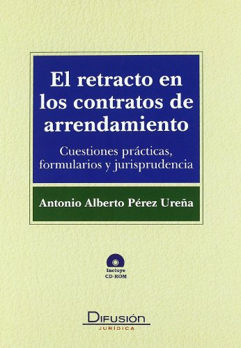 9788496705722: Retracto contratos arrendamientos.