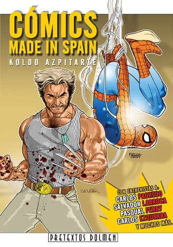 9788496706132: Cómics Made in Spain