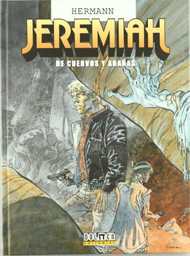 9788496706682: Jeremiah 28 - de cuervos y arañas