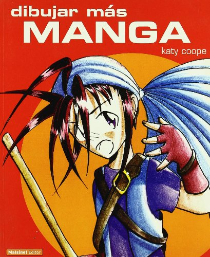 Dibujar mas manga - Katy Coope