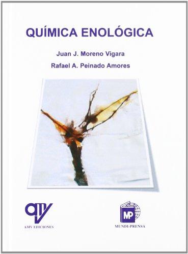 9788496709393: Quimica enologica