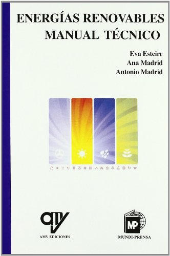 9788496709522: Ejergias renovables manual tecnico