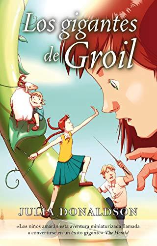9788496710320: Los gigantes de Groil