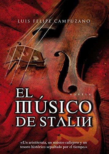 9788496710412: El músico de Stalin (Novela)