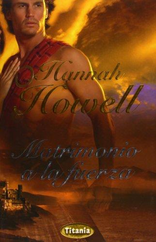 9788496711921: Matrimonio a la fuerza (Titania época)