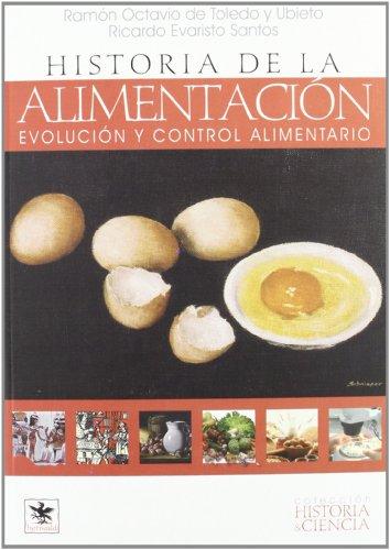 9788496715479: HISTORIA DE LA ALIMENTACION