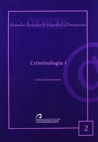 9788496718937: Criminolog?a I