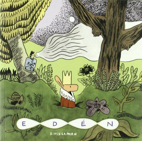 Edén (Paperback): Kioskerman