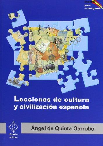 9788496723320: LECCIONES DE CULTURA Y CIVILIZACION ESPA�OLA