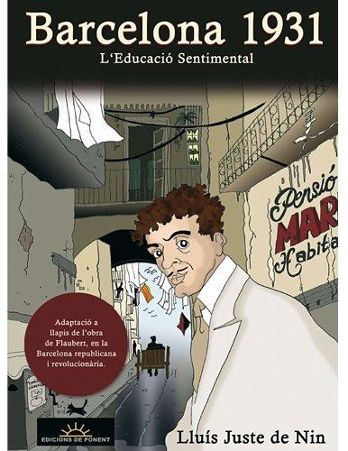 9788496730328: Barcelona 1931: L'educació sentimental (Papers grisos)