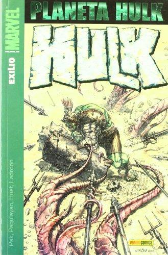 Hulk 09 exilio