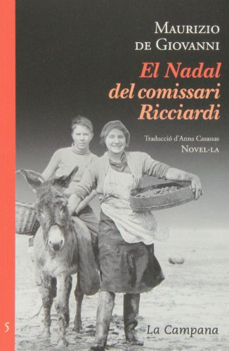 9788496735934: El Nadal del comisssari Ricciardi