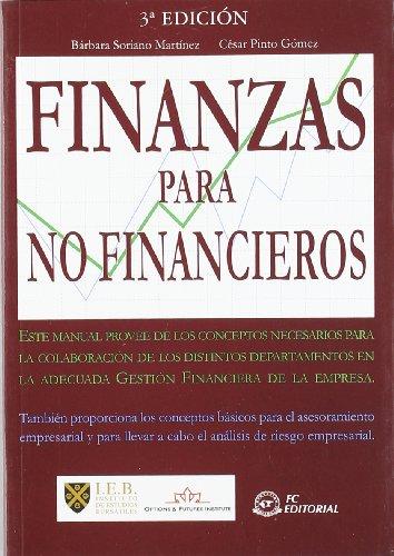 9788496743496: Finanzas para no Financieros