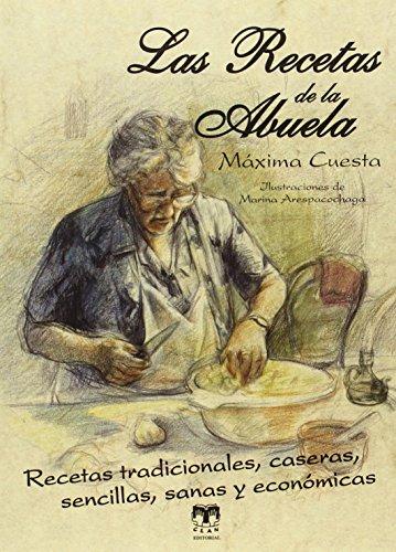 9788496745964: Las Recetas De La Abuela (+ Recetario De Dulces De Navidad) (Cocina Clan)