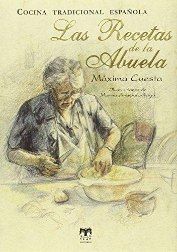 9788496745971: Las Recetas De La Abuela (+ Recetario De Dulces De Navidad)