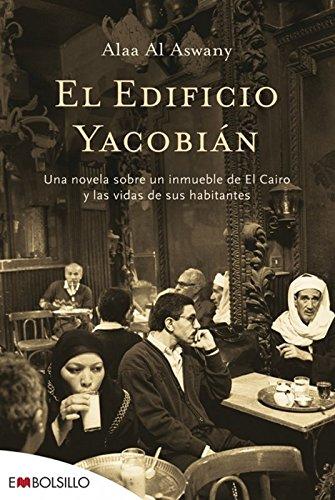 9788496748590: El edificio Yacobian: Una novela sobre un inmueble de El Cairo y las vidas de sus habitantes. (EMBOLSILLO)