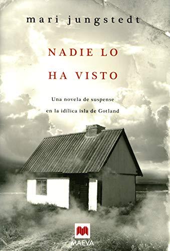 9788496748835: Nadie lo ha visto: (Gotland 1) (MAEVA noir)