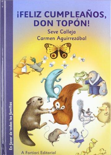 9788496755222: Feliz cumpleaños, don Topón