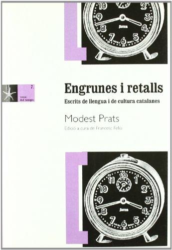 9788496766990: Engrunes i retalls : escrits de llengua catalana