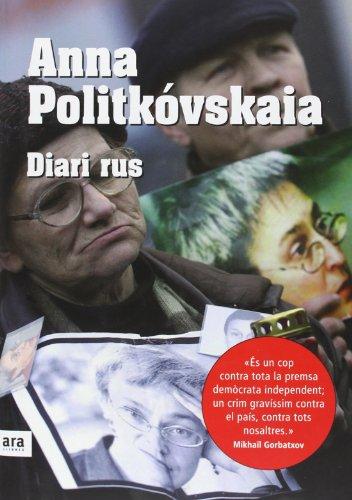 Diari rus: A Russian Diary (8496767272) by Politkovskaia, Anna