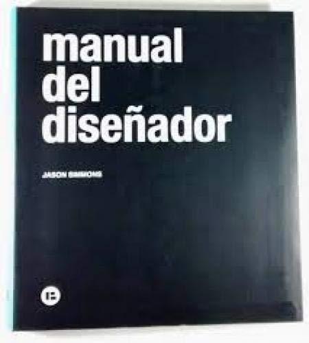 9788496774933: MANUAL DEL DISEÃ'ADOR