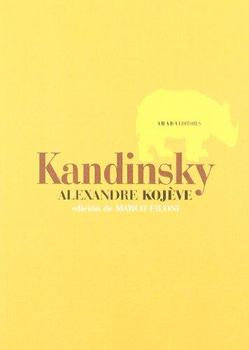 Kandinsky - Alexandre Kojève