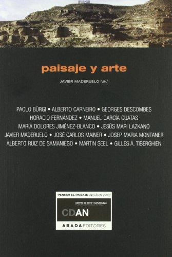 9788496775152: Paisaje Y Arte