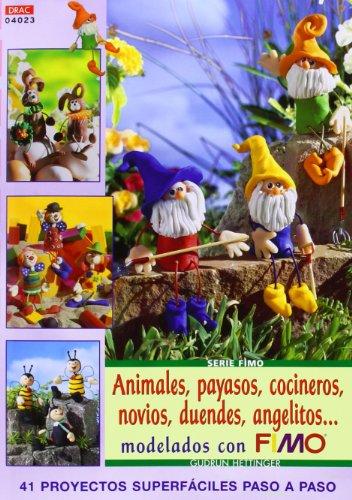9788496777309: ANIMALES PAYASOS COCINEROS NOVIOS DUENDES ANGELITOS